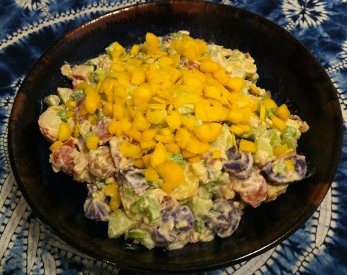 Karl's Colorful Potato Salad