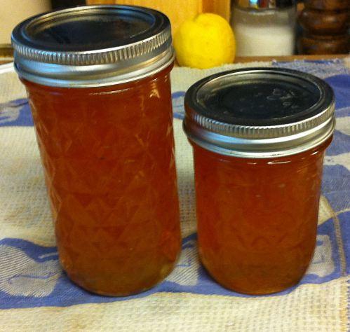 Karl's Kumquat Marmalade