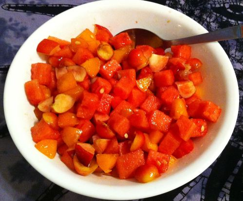 Karl's Seasonal Fruit Salad
