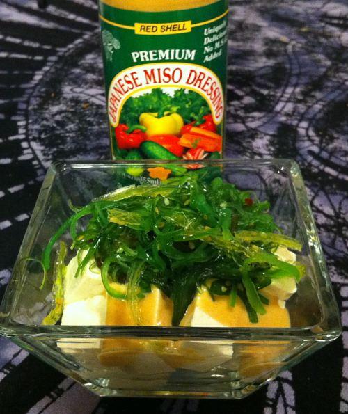 Karl's Tofu Salad