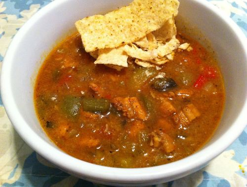 Karl's Chicken Taco Soup