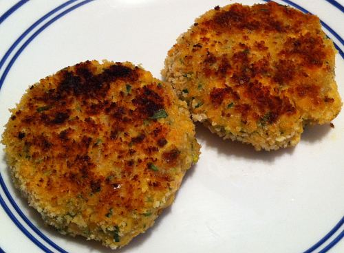 Karl's Fresh Salmon Patties