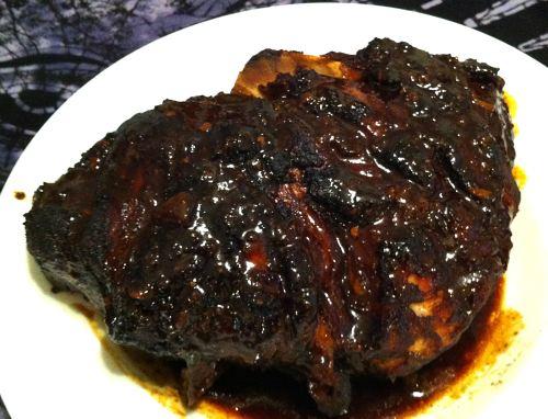 Karl's Slow Cooked Asian Pork Shoulder