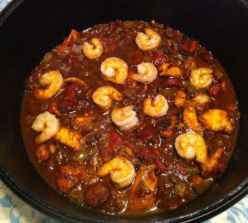 Karl's Creole Jambalaya