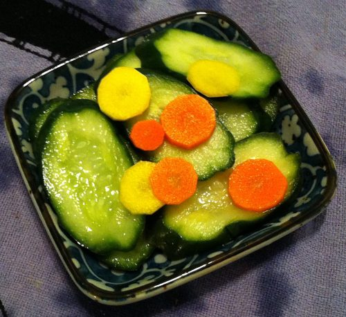 Karl's Japanese Bar Style Pickles