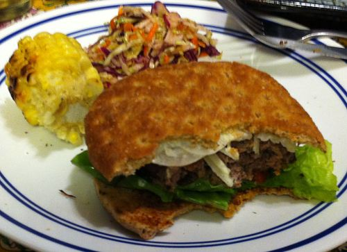 Karl's Koobideh Burgers