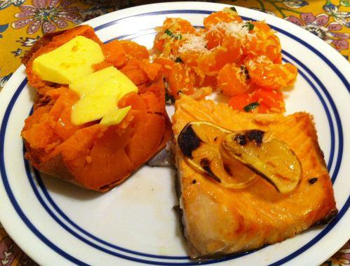 Karl's Orange Dinner