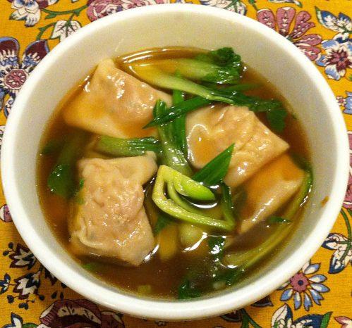 Karl's Wonton Soup