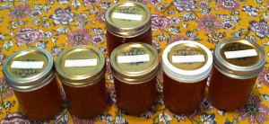 Karl's Christmas Fine-Shred Lemon Marmalade