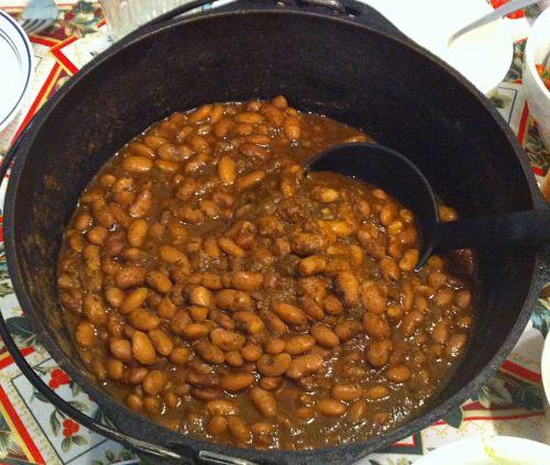 Karl's Drunken Pinto Beans II