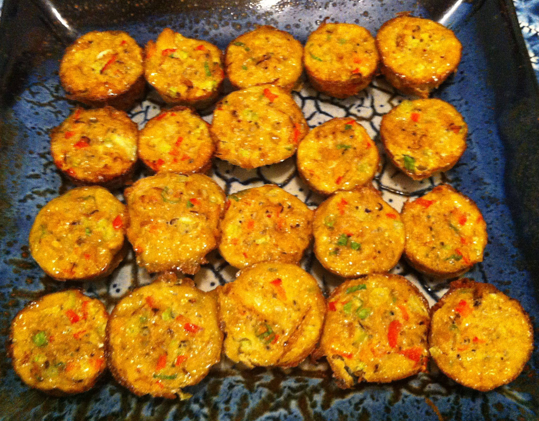 Crab Cakes Without Eggs