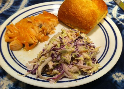 Karl's Three Cabbage Coleslaw