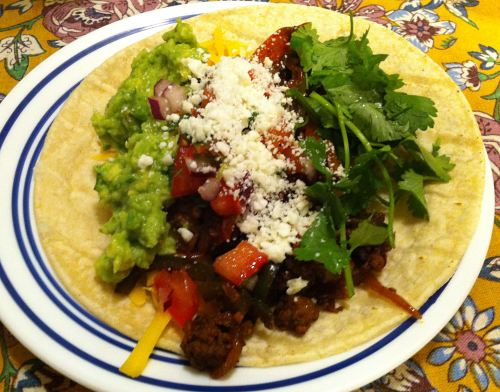 Karl's Beef Tacos