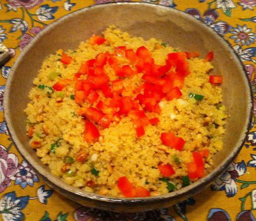 Karl's Moroccan Couscous II