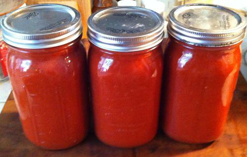 Karl's Tomato Sauce