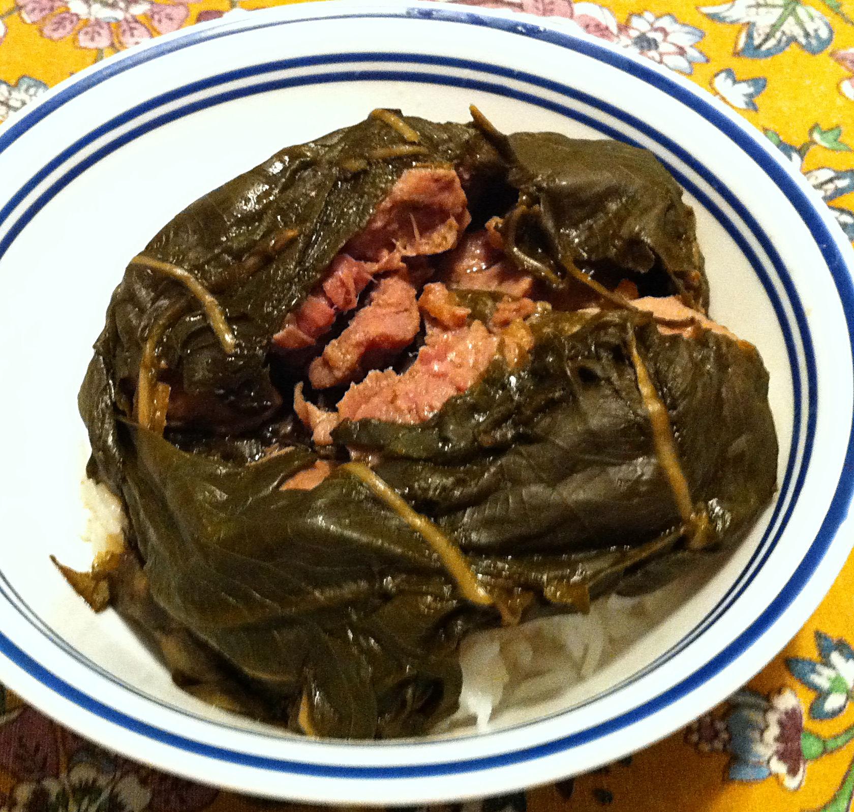 Karl S Hawaiian Lau Lau Pork Jabberwocky Stew