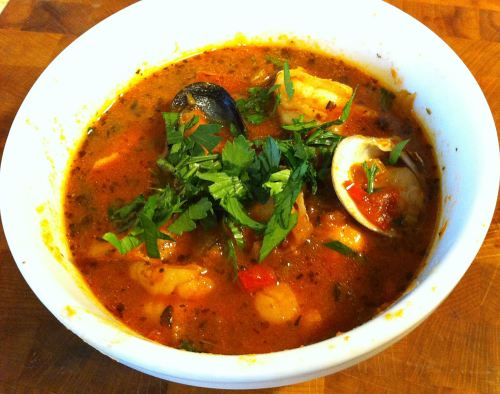 Karl's Simple Cioppino