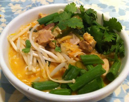 Karl's Thai Chicken Soup