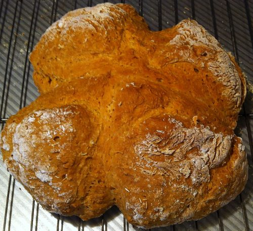 Karl's Traditional Soda Bread
