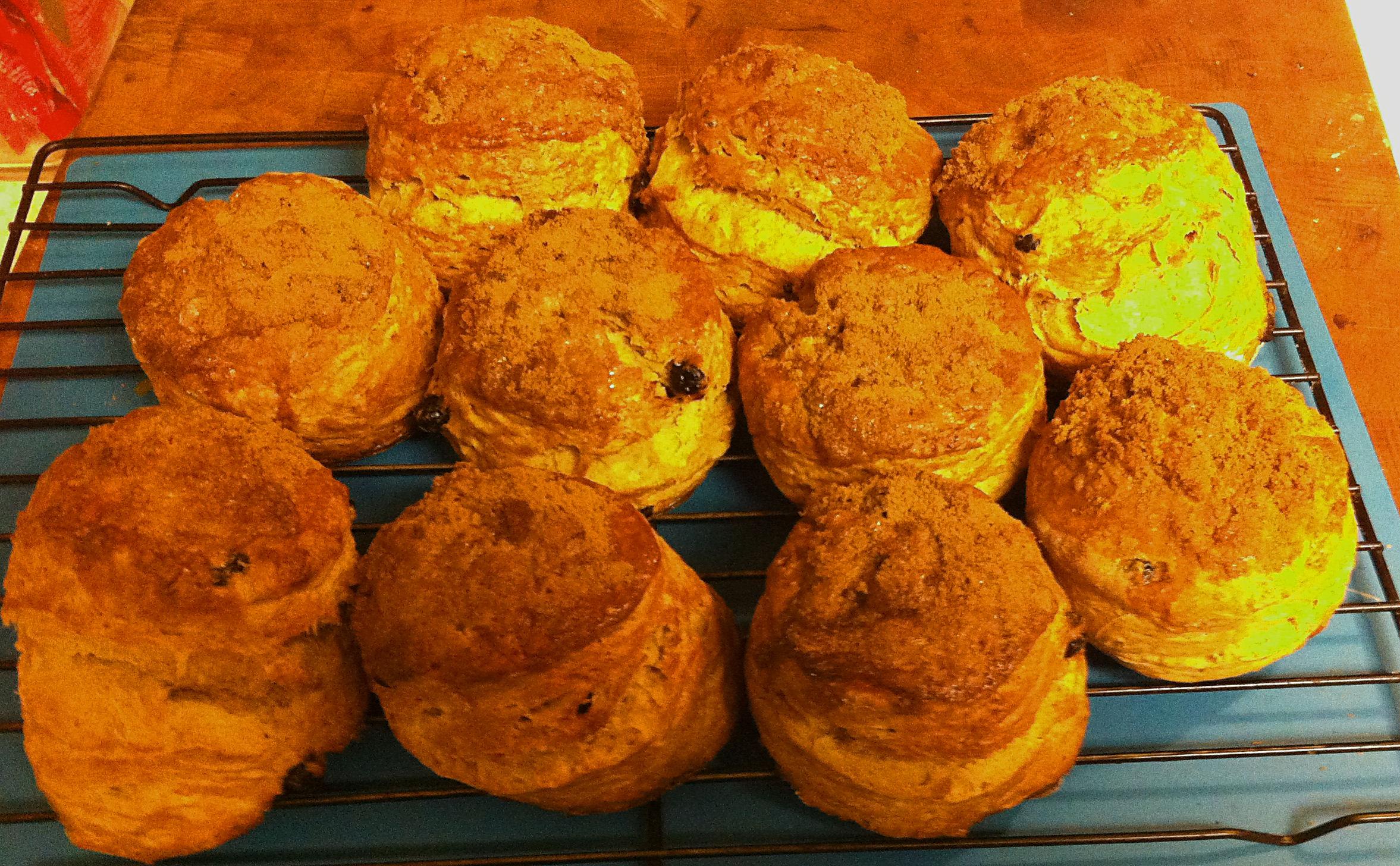 Karl S Blueberry Cinnamon Biscuits Jabberwocky Stew