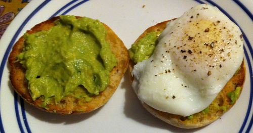 Karl's Breakfast Avocado Toast