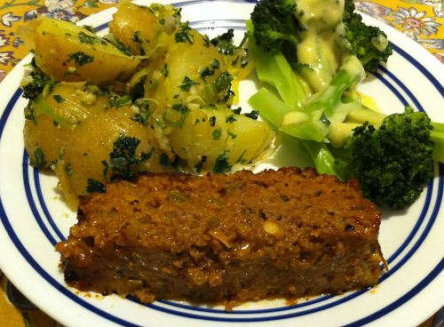 Karl's Weekday Meatloaf