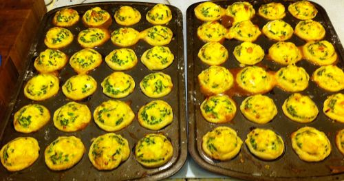 Karl's Mini Quiches