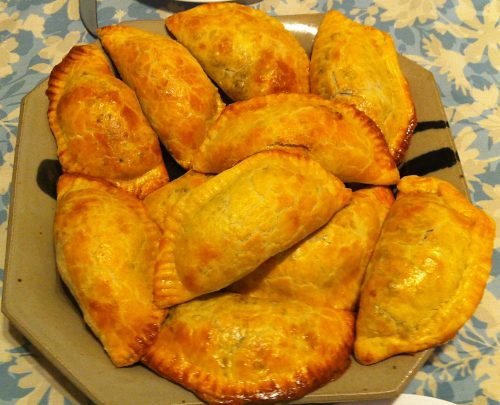 Karl's New Zealand Venison Hand Pies