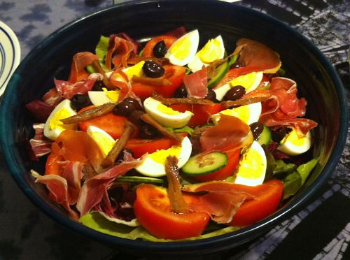 Karl's Spanish Ensalada Mixta