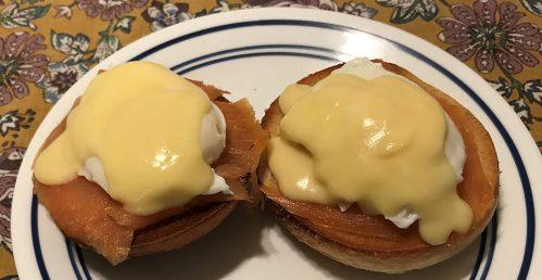Karl's Eggs Benjamin