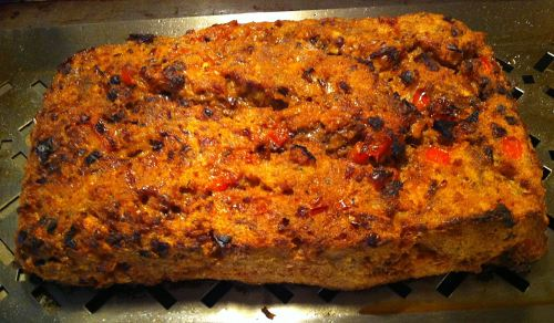 Karl's Weekday Barbecued Meatloaf