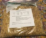 Karl's Za'atar Orzo with Pine Nuts for Burning Man