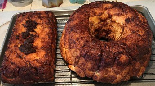 Karl's Cinnamon Sugar Monkey Bread II