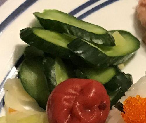 Karl's Japanese Wasabi Cucumber Pickles (Wasabi Kyūri Namasu)