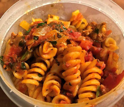 Karl's Weeknight Pasta