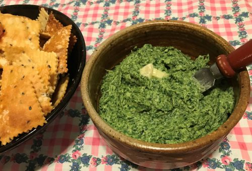 Karl's Spinach Dip