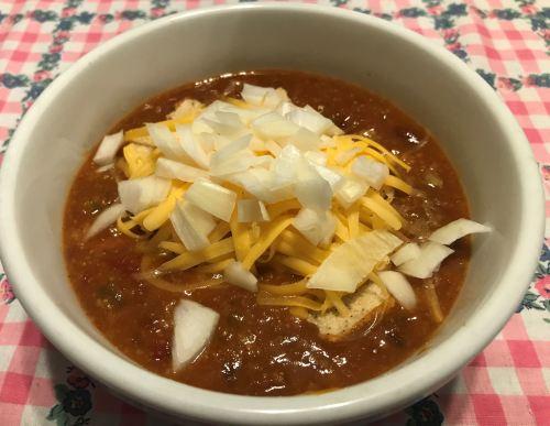 Karl's Crisis Tortilla Soup