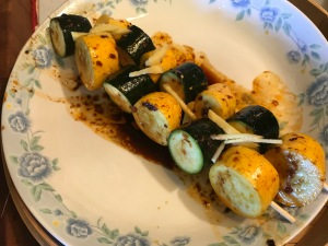 Zucchini and Yellow Neck Squash